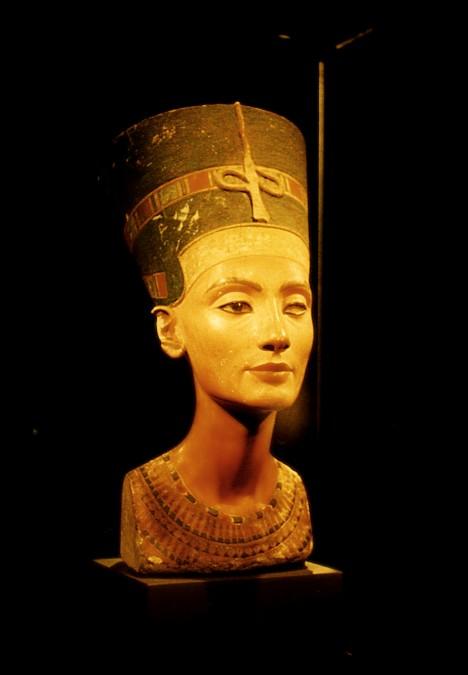 Egyptská královna Nefertiti byla považována za krasavici, která svému zevnějšku věnovala patřičnou péči.
