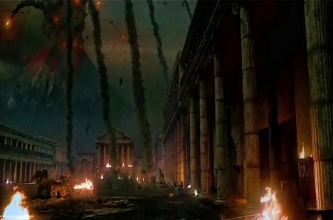 Výbuch italské sopky Vesuv znamenal pro starověké město Pompeje absolutní zkázu.