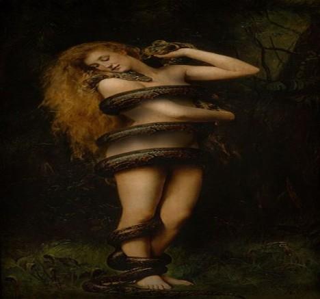Podle některých badatelů byla první ženou světa záhadná žena jménem Lilith.