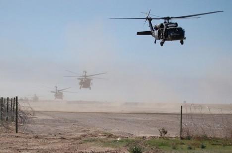 Černé helikoptéry jsou podle některých badatelů předzvěstí blížící se apokalypsy.