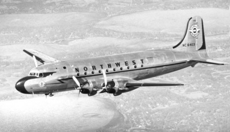 Flight-2501-a-Douglas-DC-4