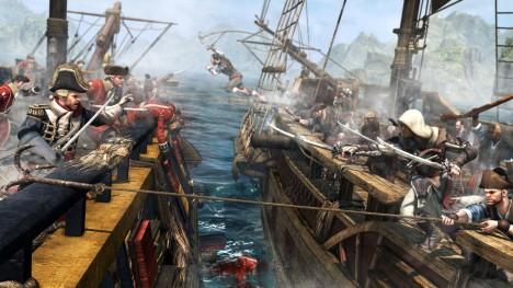 V knihách a filmech při bojích pirátů s posádkami lodí doslova víří šavle, ve skutečnosti ale často boj nebyl nutný, piráti měli početní převahu.