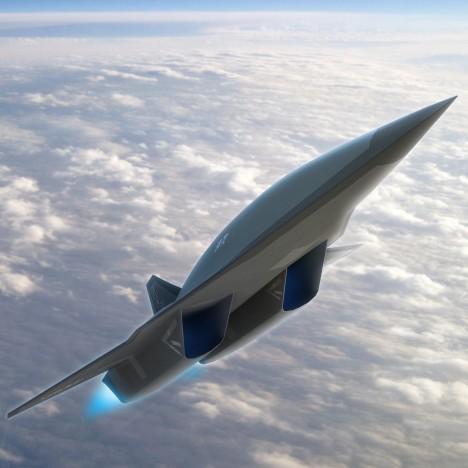 Nový americký dron má být schopen letu v nadmořských výškách okolo 24 000 metrů, dopravní letadla přitom létají přibližně v 10 000 metrech.