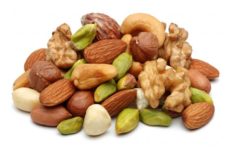 Největší zásobárnou prospěšných fytosterolů jsou hlavně ořechy a semena, rostlinné oleje.
