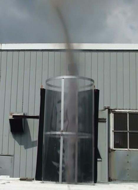 První prototypy vírových generátorů už fungují v Kalifornii, kde sídlí i firma zabývající se jejich vývojem.