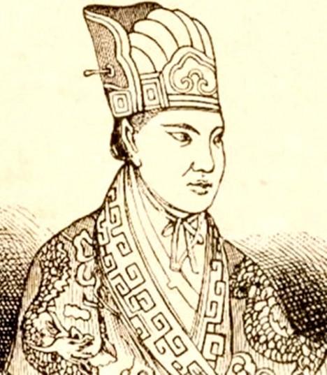 Chung Siou-čchüan (1814–1864) místo kariéry úředníka založil sektu a prohlásil se za bratra Ježíše Krista.