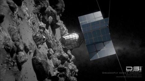 Sondy se speciálními bakteriemi by mohly na asteroidu připravit budoucí sklizeň kovů. Bakterie by je totiž dokázaly z horniny vyextrahovat.