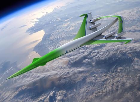 Svůj prototyp staví také společnost Lockheed Martin, zatím jde všechno správnou cestou.