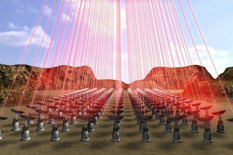 Soustava pozemních laserů má sondě udělit rychlost 65 000 kilometrů za sekundu, cesta k nejbližší hvězdě jí pak má trvat 25 let.