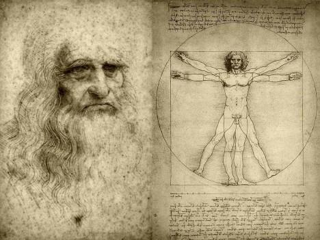 Jedním z lidí, kteří malovali levou rukou, byl i slavný renesanční mistr Ital Leonardo da Vinci.