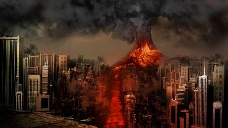 Před následky tak ohromné sopečné erupce není kam utéci, následky postihnou celou planetu. Sopečný popel by pokryl téměř celé USA.