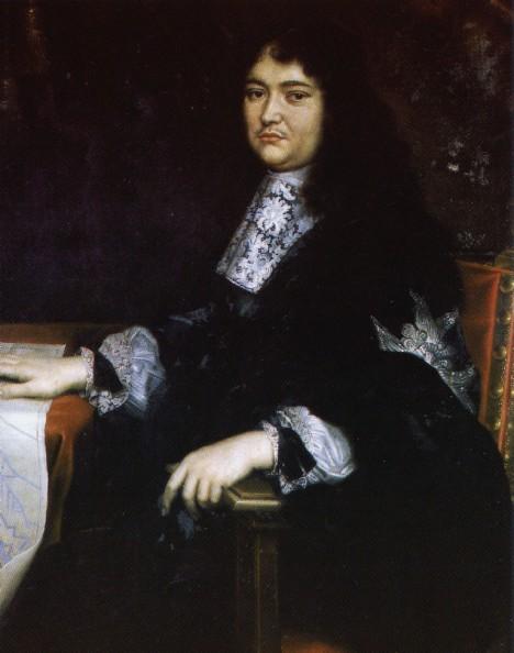 François-Michel Le Tellier, markýz de Louvois dostává za vlády francouzského krále Ludvíka XIV. na starosti šaty pro vojáky.
