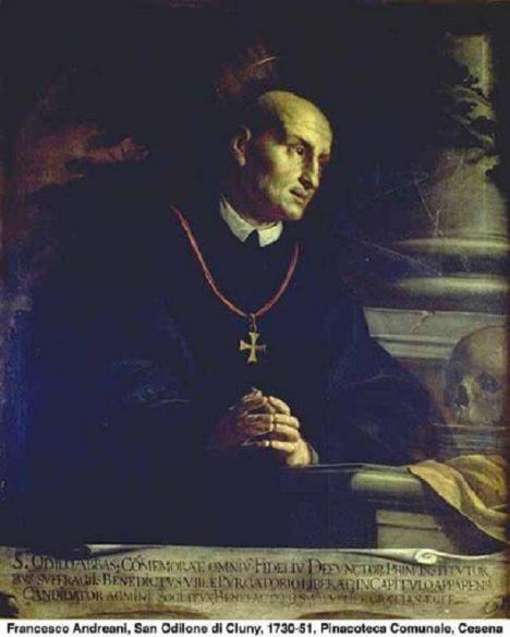 Francouzský opat Odillo z Cluny nařídí slavit svátek mrtvých 1. listopadu.