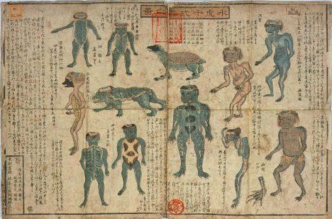Kappu znali Japonci už před stovkami let.