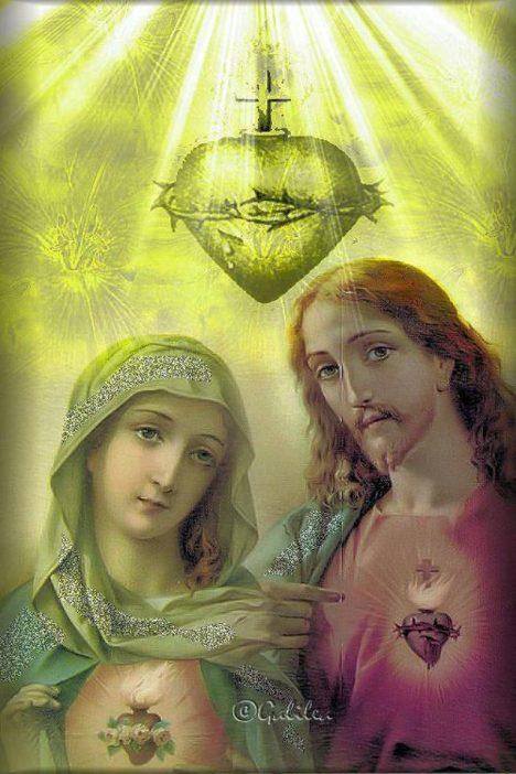 Ježíš a Marie