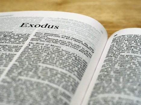 Jediným pramenem, informujícím nás o průběhu legendárního Exodu, je Bible.