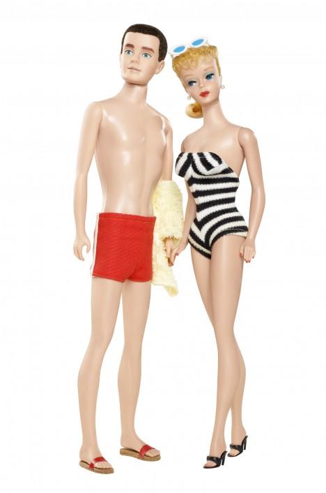 K první Barbie brzy přibude také Ken.