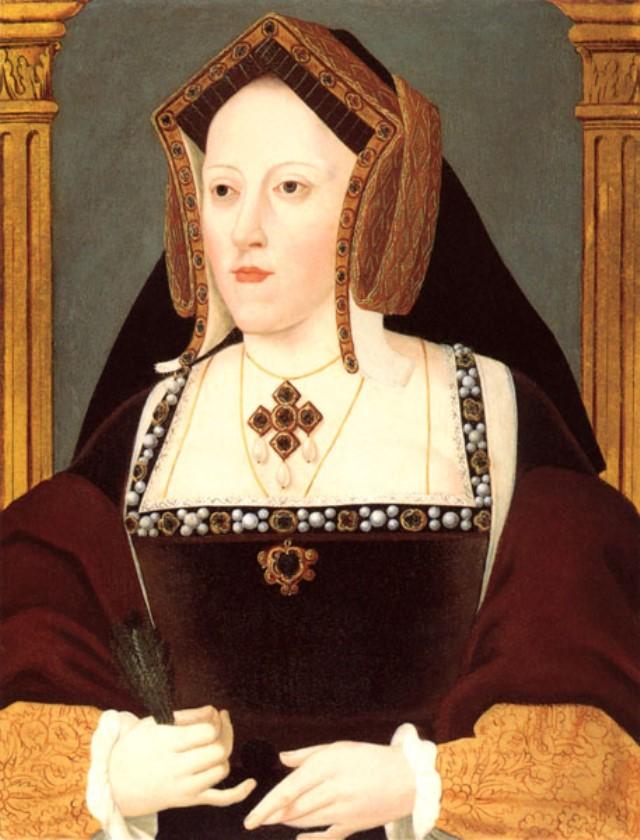 Kateřina Aragonská byla Jindřichovou manželkou 24 let.