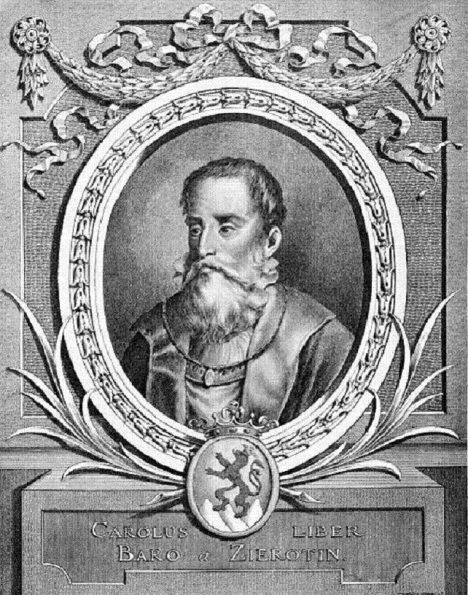 Když Karel Starší ze Žerotína odmítne přípitek, způsobí tím skandál.