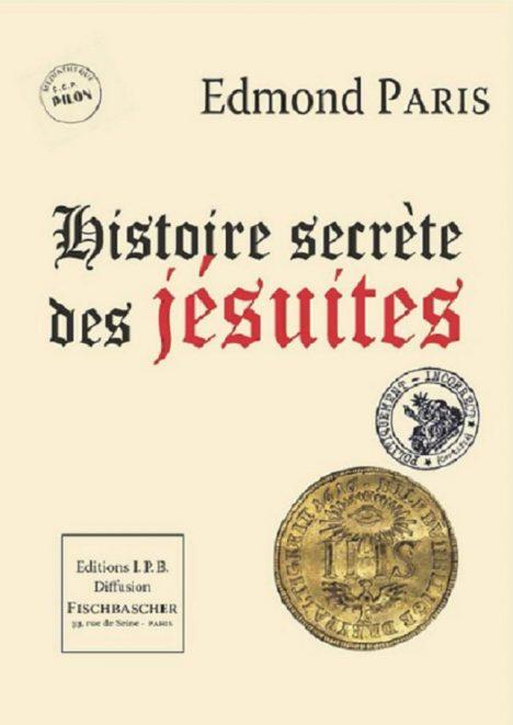 Kniha Tajné dějiny jezuitů se někdy nevyjadřuje o řádu zrovna lichotivě.