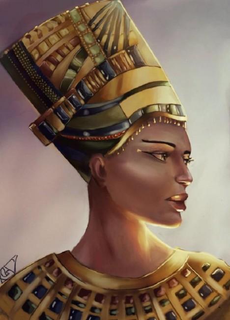 Královna Hatšepsut se po smrti svého manžela stává vládnoucím faraonem.