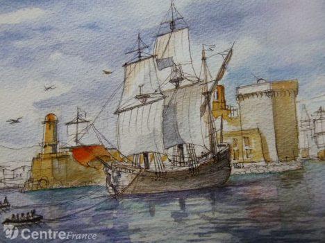 Loď přiváží se svým cizokrajným nákladem i bacily.