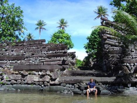 Město Nan Madol bylo naposledy osídleno asi v 17. století. Proč ho jeho obyvatelé opustili není známo