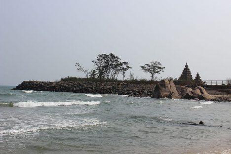 Malé chrámky se podle teorií historiků stávají zřejmě tréninkem umění na větší stavby.