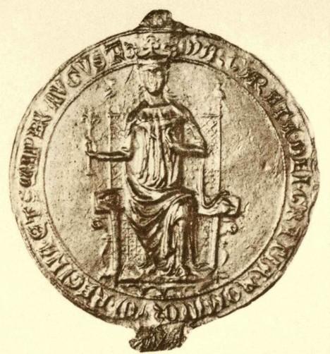 Manželka českého panovníka Markéta Babenberská má sluhu, který má na starosti všechno, co souvisí s pečením chleba.