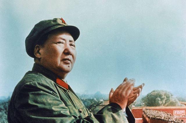 Mao Ce-tung byl jedním z největších diktátorům.