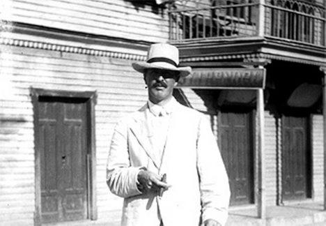 Marshall Howard Saville