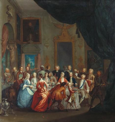 Nákladné hostiny habsburského panovníka nepřitahují. Nejraději jí prostě.