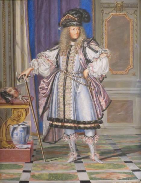 Na dvoře francouzského krále Ludvíka XIV. nástává doba, kdy dámy vysílají mužům jasné signály k flirtu.