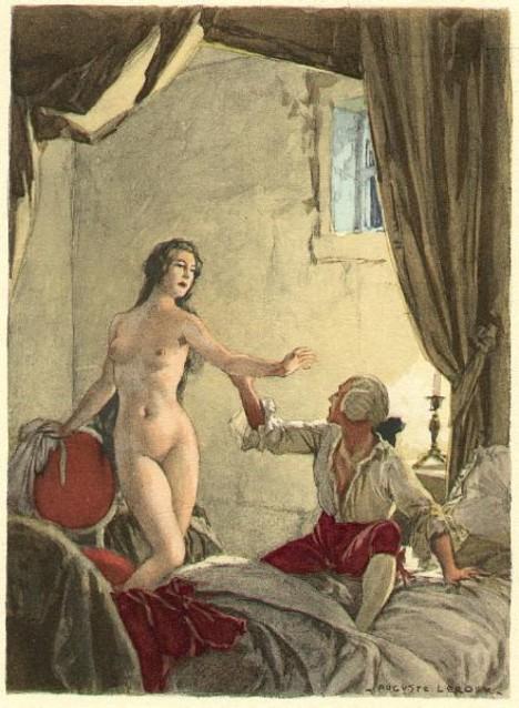 Na milování se ženami už nemá proslulý svůdník v posledních letech svého života ani pomyšlení.