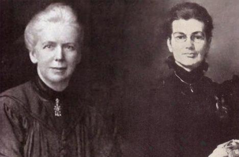 Annie Moberlyová a Eleanor Jourdainová.