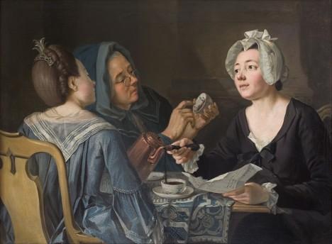 Oblíbeným nápojem šlechty se v 18. století stává čokoláda. Zamiluje si ji i rakouská panovnice.