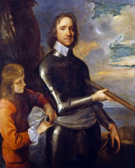 Anglický lord protektor Oliver Cromwell považuje chinovník za ďáblův prášek.
