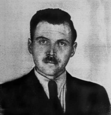 Osvětimský lékař Josef Mengele zmizí po skončení 2. světové války v Jižní Americe.