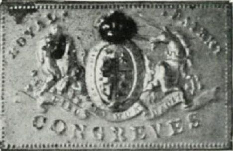Přesně takto vypadala první krabička na Walkerovy sirky z roku 1827.