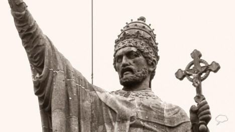 Papež Urban II. se Seldžuků nezalekne. Vyzývá věřící křesťany k tažení proti nim.