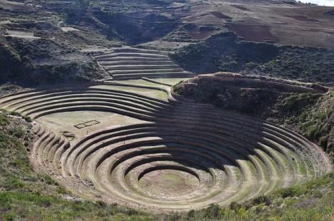 Peruánské město Cuzco. Právě odsud pochází první zásilka žlutých hlíz určená v roce 1565 španělskému králi Filipovi II.