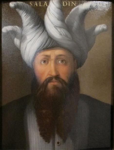 Pevnost nedobude ani tak zkušený vojevůdce jako byl egyptsko-syrský dobyvatel Saladin