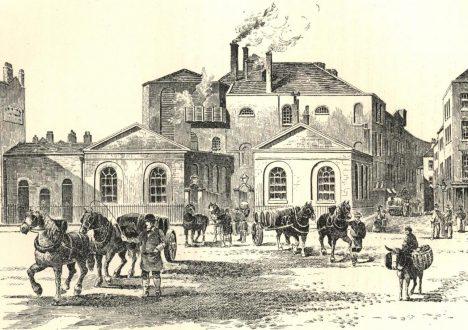 Pivovaru v londýnském okrsku St. Giles se pod novým majitelem daří.