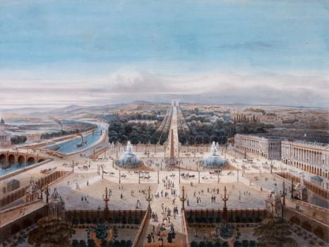 Po pařížském náměstí Svornosti kráčejí dějiny. Umírá zde prý až 1300 lidí.