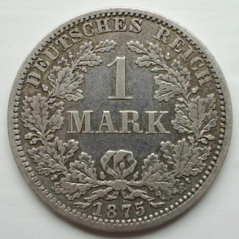Po sjednocení Německa v roce 1871 se marka stává národní měnou.