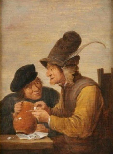 Poddaní ve středověku nemají moc času na zábavu. Sužují je velké daně, placené třeba i formou masa.