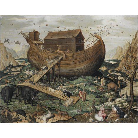 Podle Bible se prvním vinařem stal Noe. Když přistál s archou pod horou Ararat, zasadil zde víno.