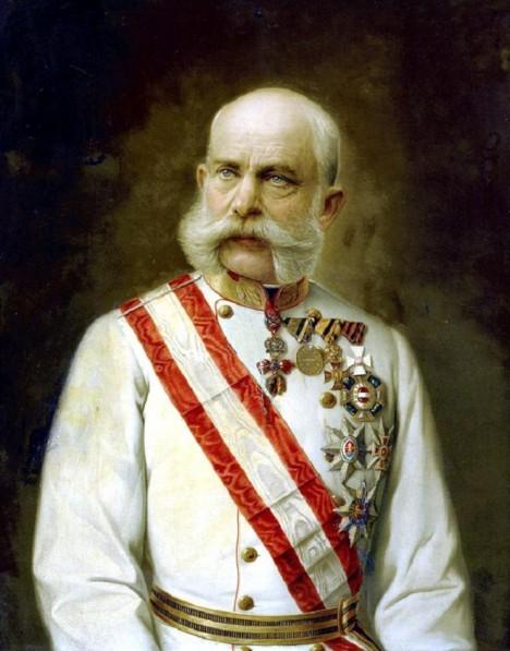 Rakouský císař František Josef I. přijde novince v jídelníčku okamžitě na chuť.