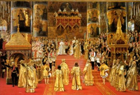 Ruský monarcha uspořádá při své korunovaci v roce 1883 nebývale pompézní ceremoniál