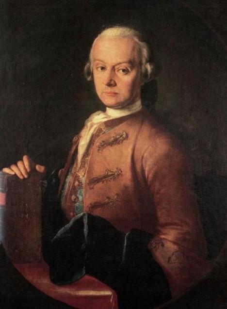 S otcem Leopoldem Mozartem se až do konce jeho života neustále hádá.